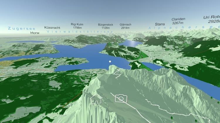swisstopo VR screenshot-6