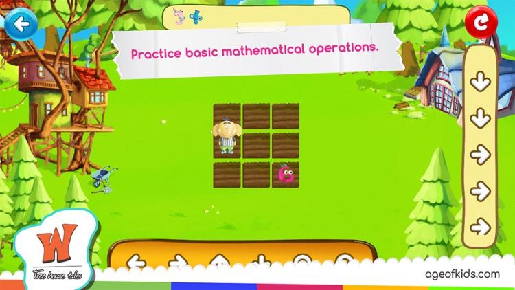 Math Coding Wonderwood screenshot-6
