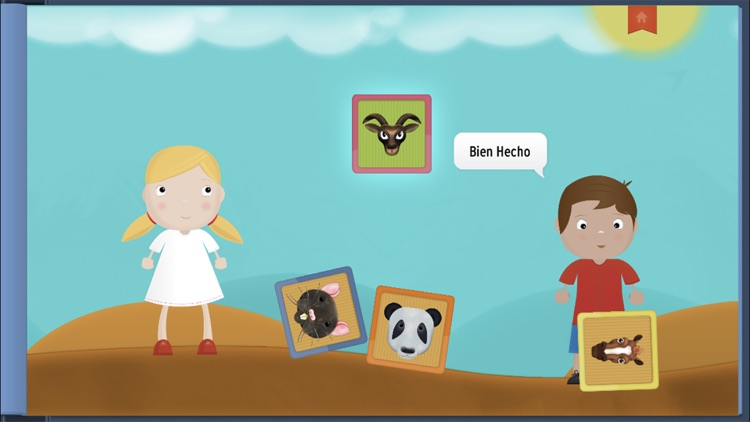 Bilingual Child: Learn Spanish screenshot-3