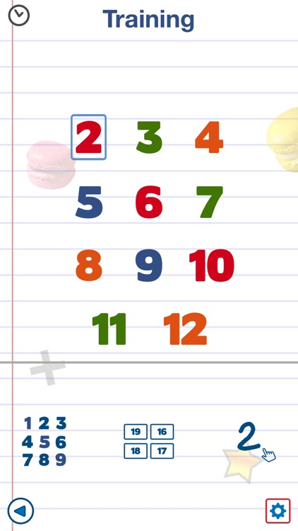 AB Math - fun games for kids screenshot-8