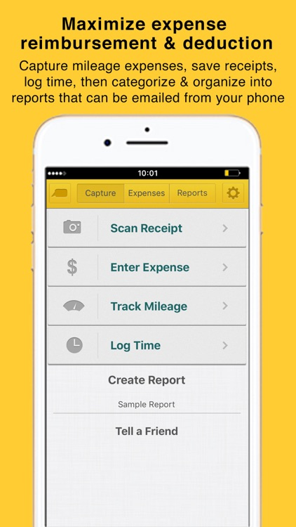 Falcon Expenses: Mileage Tracker & Receipt Scanner
