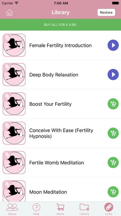 Female Fertility & Pregnancy H screenshot-4