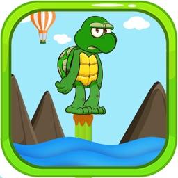Spring Hero Turtle Ninja Game