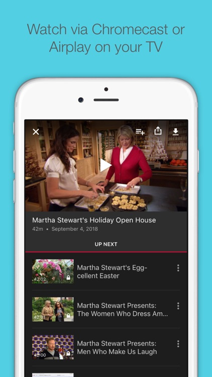 Martha Stewart TV screenshot-4