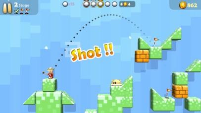 Golf Hero - Pixel Golf 3D screenshot 5