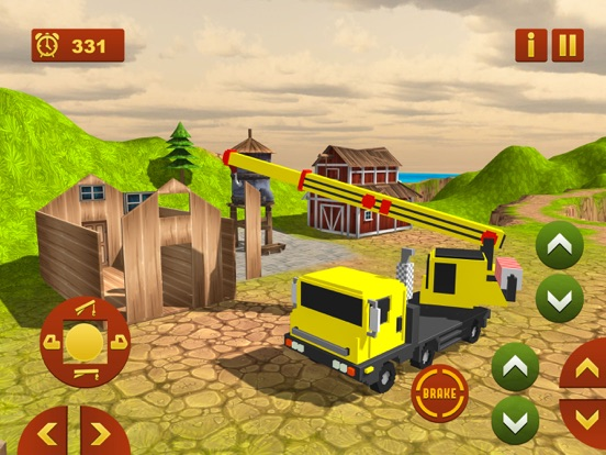Jungle Hut Building & Crafting screenshot 8