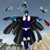 Gravity Man Superhero Mad City