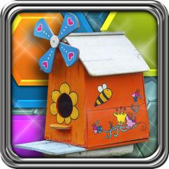HexLogic - Birdhouses