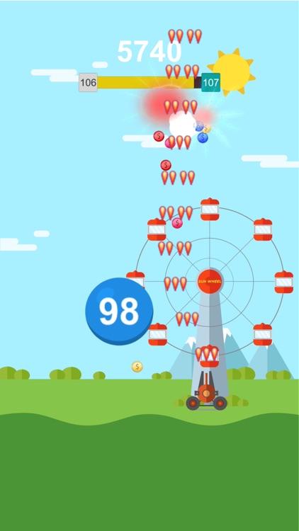 Swipe Blast Shooter screenshot-3