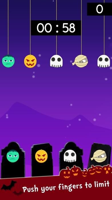 Halloween Hunt - No Mercy Zone screenshot one