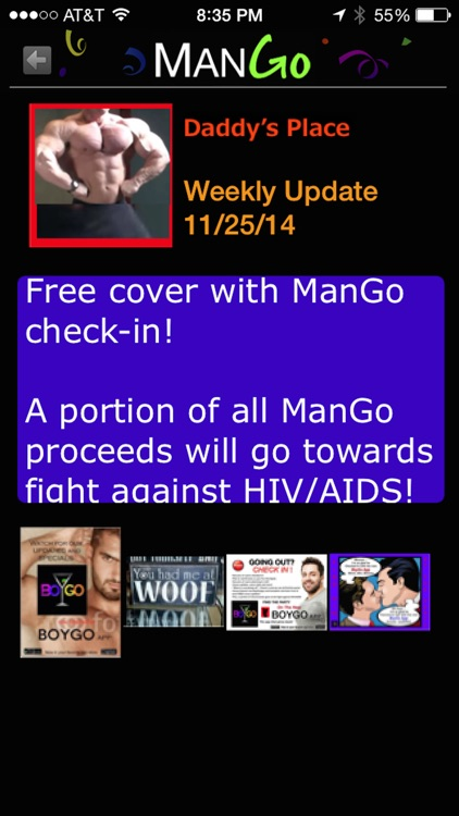 ManGo App screenshot-4