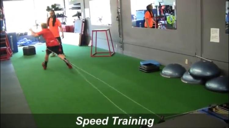 Athletics Training screenshot-4