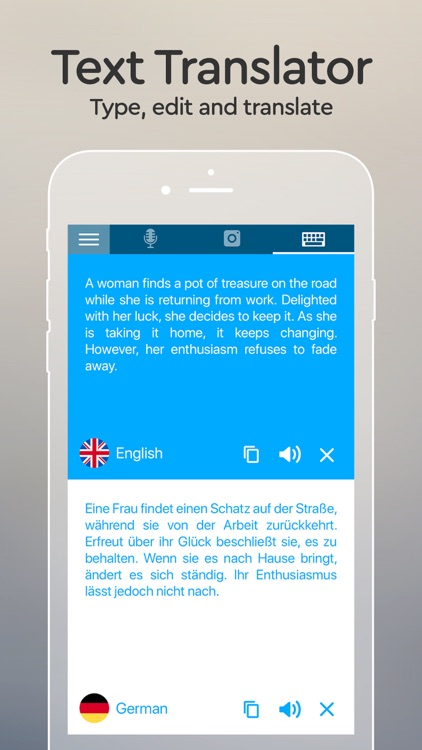 Turbo Translator: Language App screenshot-1