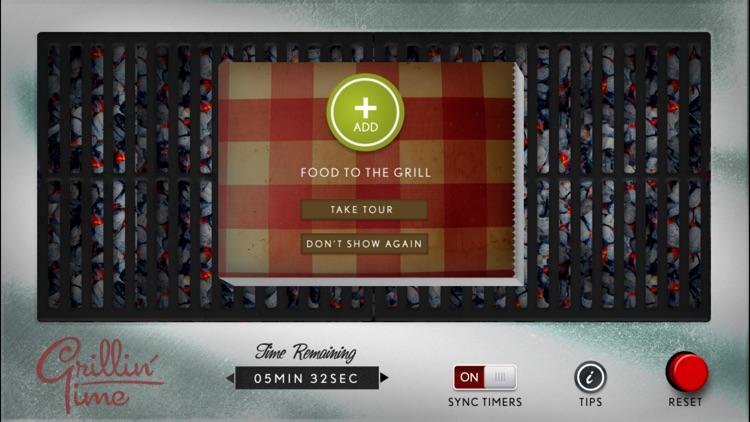 Grillin' Time screenshot-3