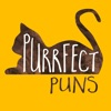 Purrfect Puns cat stickers - iPhoneアプリ