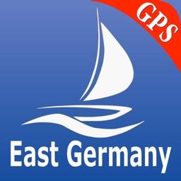 Germany E GPS Nautical Charts