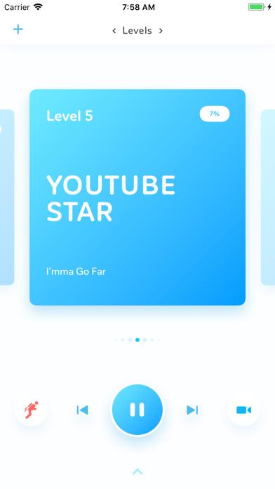 Rap App screenshot two