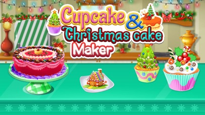 Cupcake Maker! screenshot 1