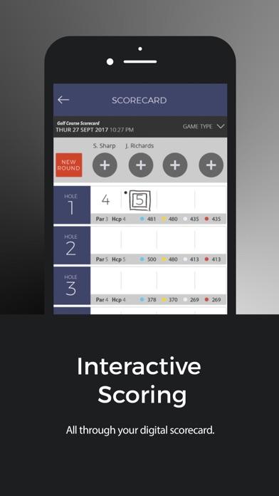 ASM Golf App-2