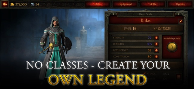 How to hack Arcane Quest Legends for ios free