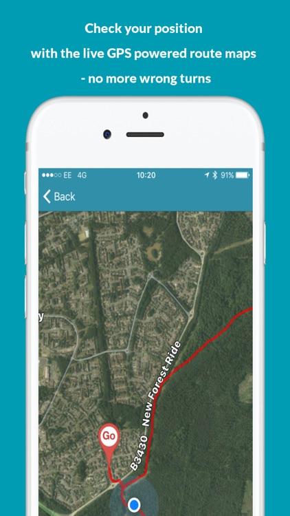 iFootpath - Walking Guides screenshot-3