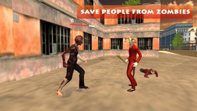 Clown Attacks Halloween screenshot two