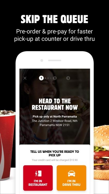 Hungry Jack's® Shake & Win screenshot-3