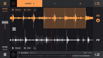 edjing Pro - music remix maker Screenshot