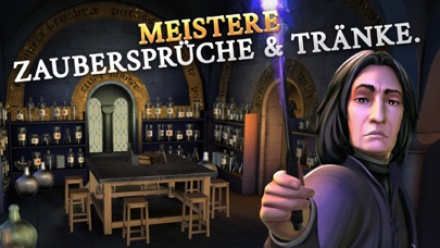 Screenshot 2 Harry Potter: Hogwarts Mystery