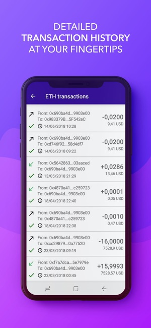 App Store: Citowise - Ethereum Wallet