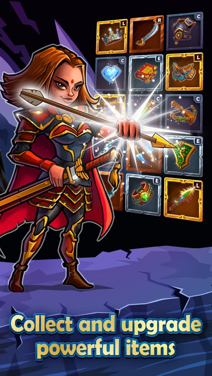Heroes and Puzzles screenshot-4