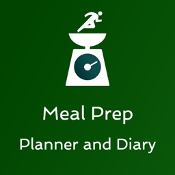 Meal Prep Planner and Diary