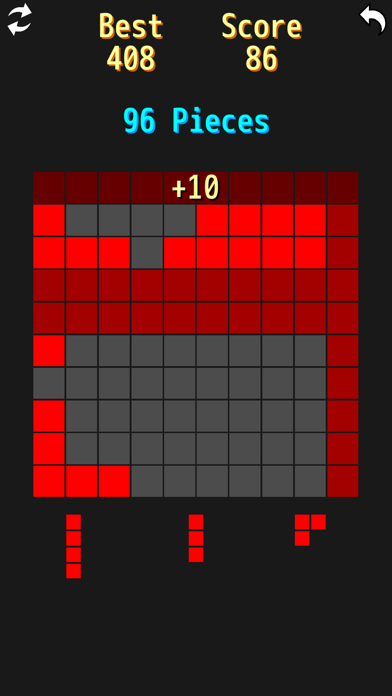 Red Refill screenshot two
