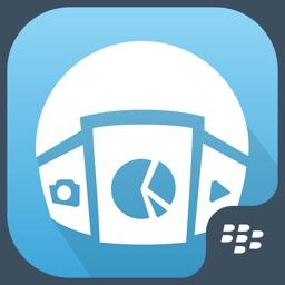 HCP Anywhere for Blackberry