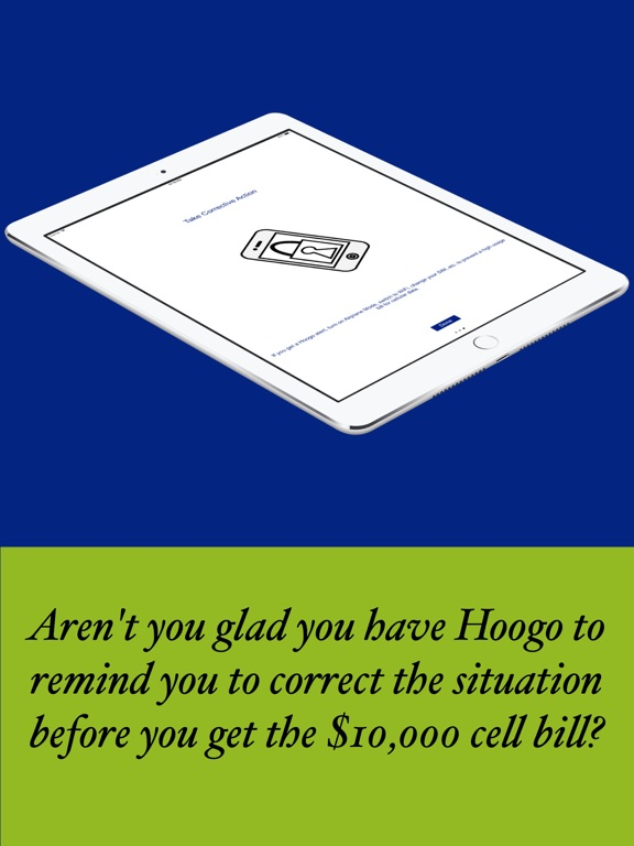 Hoogo - On the Move Alert Screenshots