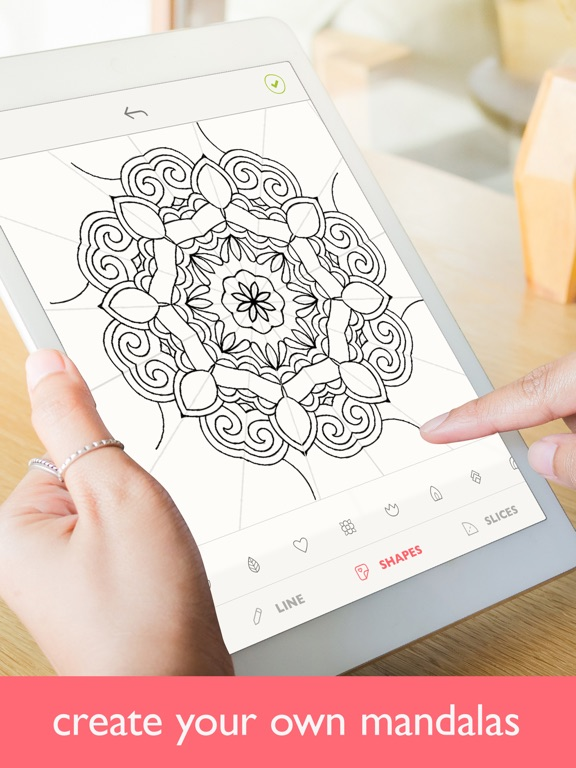 Colorfy Coloring Book With AR Screenshots