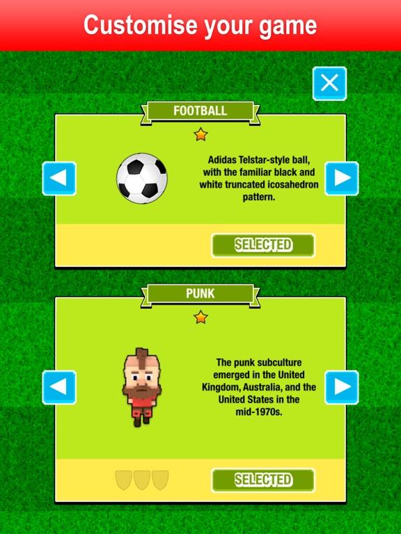 Football Fan - Run Team Run! Скриншоты7