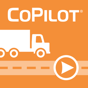 CoPilot Truck HD USA & Canada app