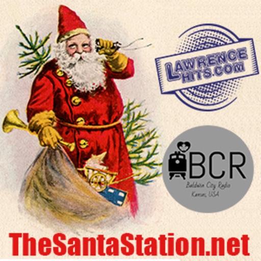The Santa Station.