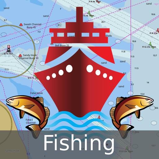 Gps Fishing Maps