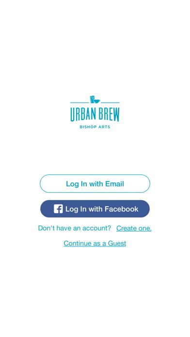 Urban Brew screenshot one