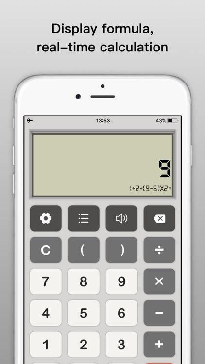 Calculator -Classic Calculator