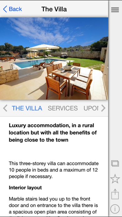 Victoria Villa screenshot three