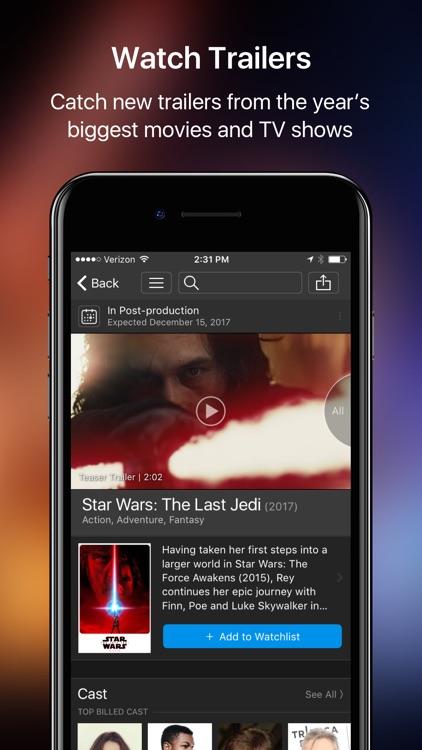 IMDb Movies & TV screenshot-3