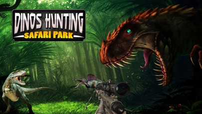 Dinosaur Hunting Safari Park 2 Screenshot 1