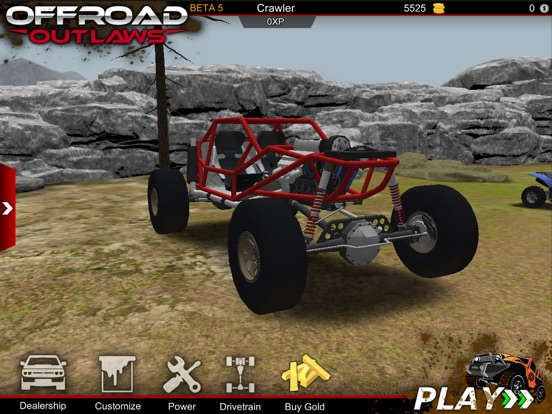 Offroad Outlaws screenshot 6