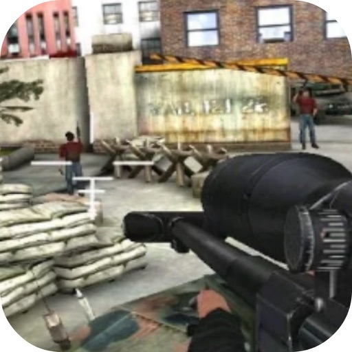 Sniper Street City Muti icon