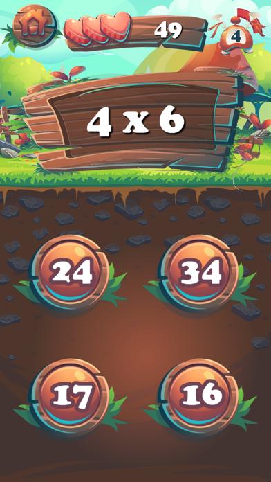 Multiplication Table 10x10