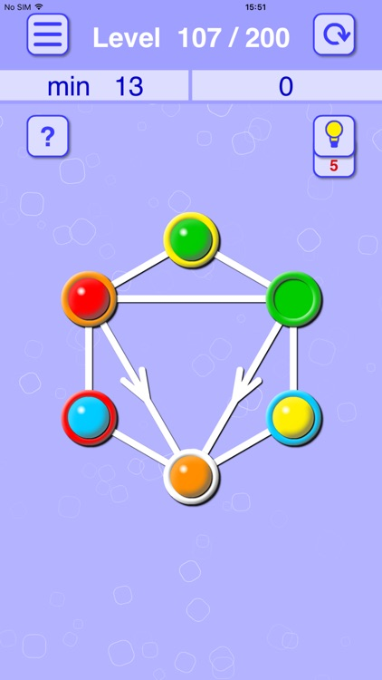 Balls Line Holes: Logic Game screenshot-8