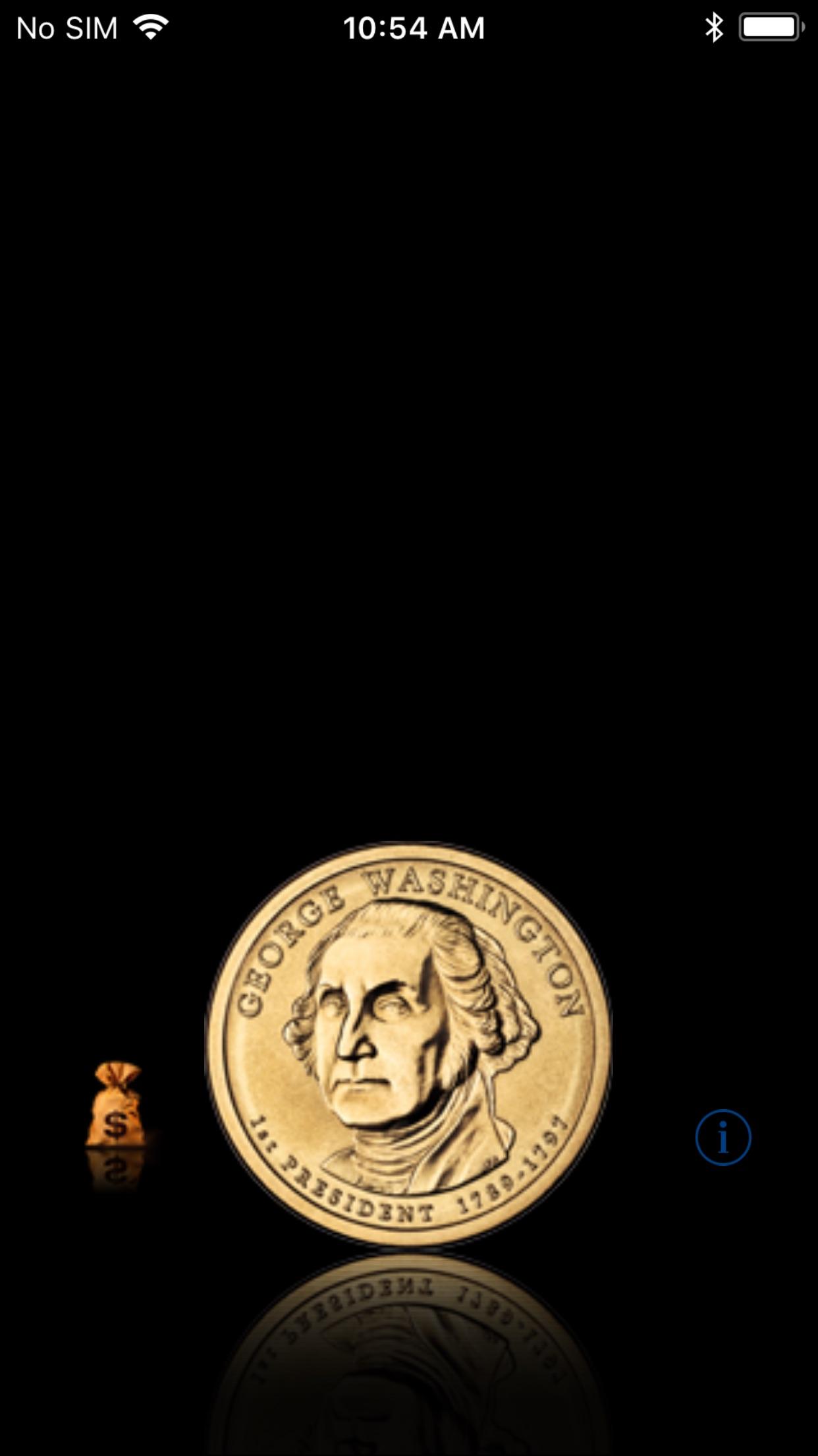 Coin Flip Plus Screenshot